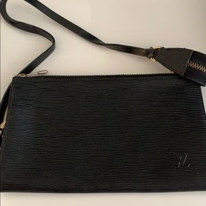 Louis Vuitton Black Small Shoulder Bag